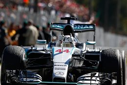 Lewis Hamilton wins at Monza, Italy | F1