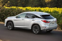 2015 Lexus RX350 review