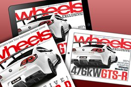 Wheels Magazine October Edition