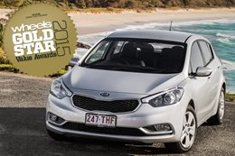 Small Cars under $25K: Gold Star Value Awards 2015