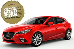 Small Cars under $35K: Gold Star Value Awards 2015