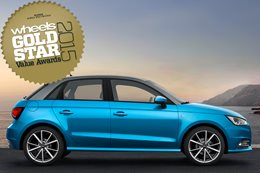 Premium Small Cars under $50K: Gold Star Value Awards 2015