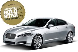 Premium Large Cars: Gold Star Value Awards 2015