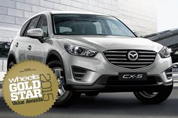 Compact SUVs under $45K: Gold Star Value Awards 2015