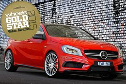 Performance Cars $75K-$150K: Gold Star Value Awards 2015
