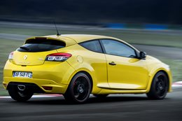 Renault Megane RS to be five-door only