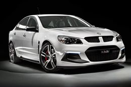 HSV Clubsport, Maloo, Senator to get 400kW blown V8