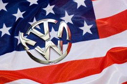 Volkswagen is a damaged brand in America.