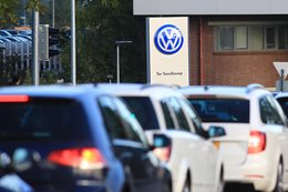VW confirms huge Dieselgate recall