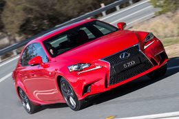 2015 Lexus IS200t