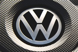 Volkswagen badge