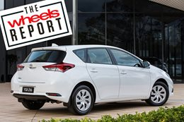 Toyota - The Wheels Report 2015