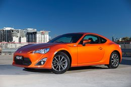 The Toyota 86 was 2015's best-selling sports car under $80K