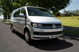 2016 Volkswagen T6 Transporter review