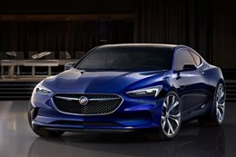 2016 Detroit Motor Show: Is the Buick Avista the next Holden Monaro?