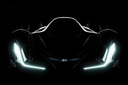 2016 Detroit Motor Show Hyundai working on Ferrari-rivalling supercar