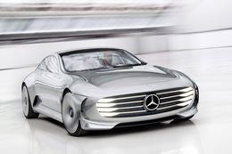 2016 Detroit Motor Show: Mercedes-Benz confirms 2018 launch for Tesla rival