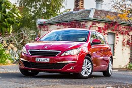 2015 Peugeot 308 Active long-term car review part 4