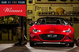 Mazda MX-5 is the 2016 Wheels Car of the Year