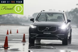 2016 Wheels Car of the Year finalist: Volvo XC90