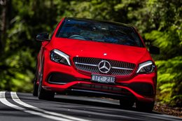 2016 Mercedes-Benz A-Class Series II review