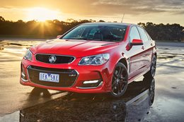 2016 Holden Commodore SS-V Redline VF Series II