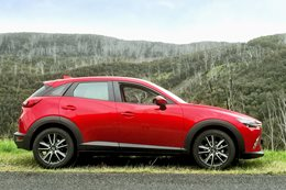 2015 Mazda CX-3 long-term car review, part 1