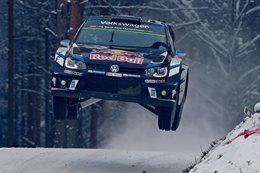 Ogier masters Rally Sweden, Whincup rated world's best