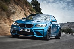 BMW defends premium price of M2 coupe