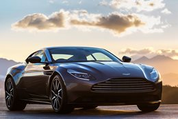 2016 Geneva Motor Show: Aston Martin DB11 revealed