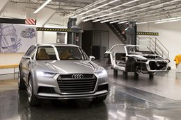 Audi Q1, Q4, Q6, Q8 to add to SUV explosion