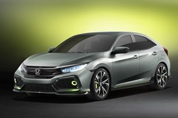 Honda Civic RS to kickstart sporty revival