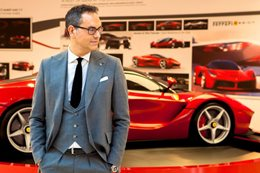 Ferrari design boss coming to Oz