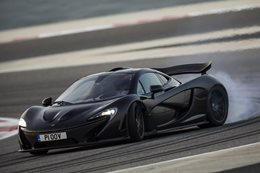 McLaren P1 replacement to be all-electric