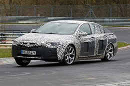 Holden Commodore's hot hatchback