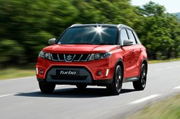 2016 Suzuki Vitara S Turbo 2WD review