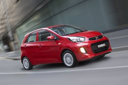 2016 Kia Picanto Si review