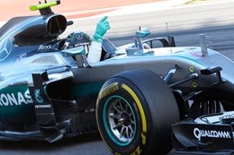 Rosberg wins for Mercedes at Russian Grand Prix