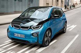 2016 BMW i3 joins the upgrade brigade