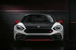 Fiat Abarth 124 Spider price
