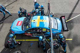 Volvo's performance arm cuts loose from V8 Supercars