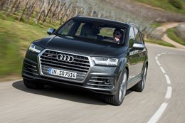 Audi SQ7 Review