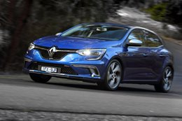 2016 Renault Megane GT Review
