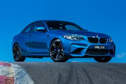BMW M2 Coupes for Australia