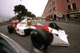 Senna's F1 brilliance at Monaco