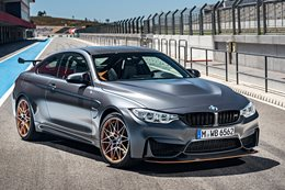 BMW M4 GTS is sold out