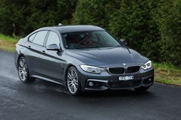 2016 BMW 4 Series update review
