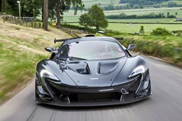 McLaren P1 LM is modern-day F1 LM successor