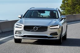 2016 Volvo S90 and Volvo V90 review
