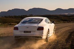 John Bowe fights back over banned Bentley Continental GT video